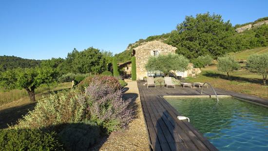 Besondere Ferienhauser In Der Provence Ferienhaus Provence