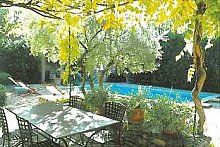 Ferienhaus Provence mit Pool, Cabrieres Pool