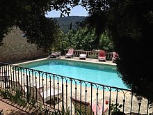 erienhaus Provence mit Pool, Villecroze Pool