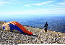 Paragliding Provence