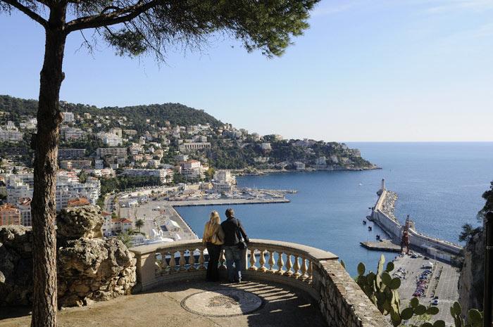 Hotel Vue Sur Mer Cote D Azur